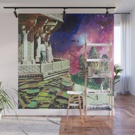 Metaphysical Collapse Wall Mural