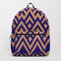 Blue Pines Vintage Pattern by tobefonseca