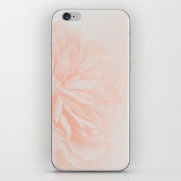 Light Peach Rose #3 #floral #art #society6 iPhone Skin