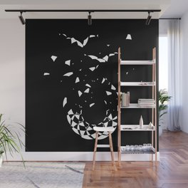 Let us fly together Wall Mural