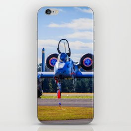 A-10C Thunderbolt Ready To Go iPhone Skin