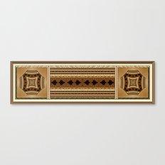 The gilded era Canvas Print