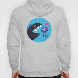 Impossible love Hoody