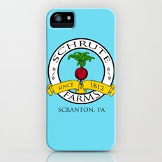 Schrute Farms | The Office - Dwight Schrute iPhone (5, 5s) Slim Case