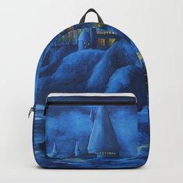 Hogwarts castle Backpack