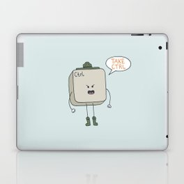 Take Control Laptop & iPad Skin