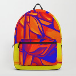 warm dwellings Backpack