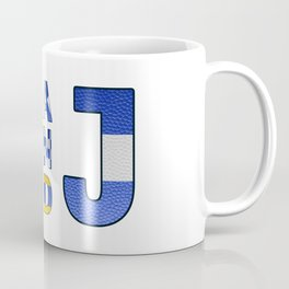Romeo and Juliet - Navy Code Coffee Mug