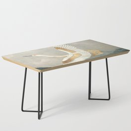 Elegant Flight Coffee Table