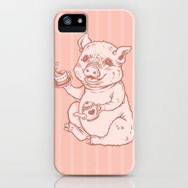 Tea 4 One iPhone Case