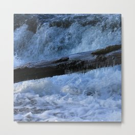A Colder Winter Metal Print