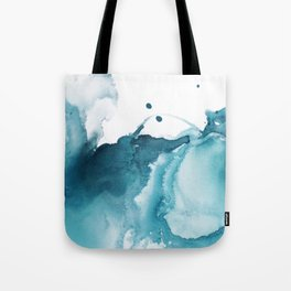 Butterfly in the Wind Tote Bag