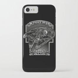 Kessel Run iPhone Case