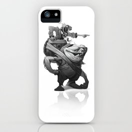 Dumb and Dumber iPhone Case