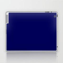 Navy Blue Laptop & iPad Skin