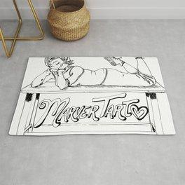 MarverTart Linework Rug