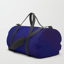 Abstract Haze (Blue) Duffle Bag