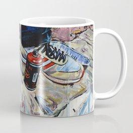illegal street-art-worker Coffee Mug