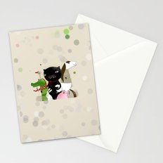 United Animals Stationery Cards