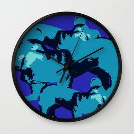 Beautiful Dog  Wall Clock