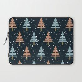 Winter. Christmas tree . Laptop Sleeve