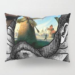 Cervantes para-dox Pillow Sham