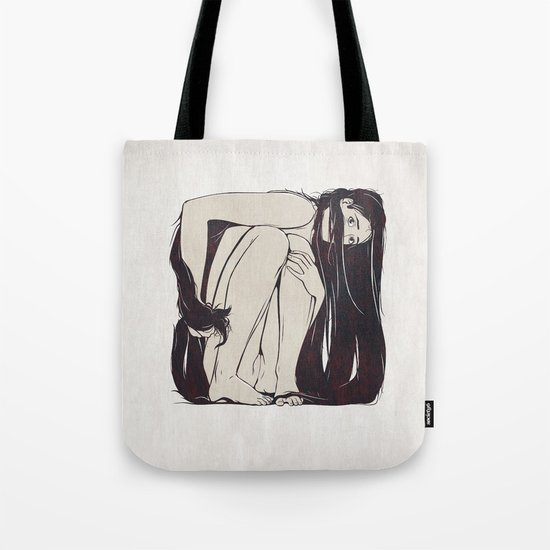My Simple Figures: The Square Tote Bag