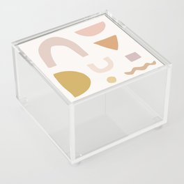 shapes Acrylic Box