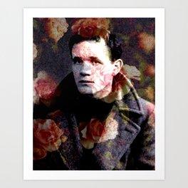 Jean Genet Art Print