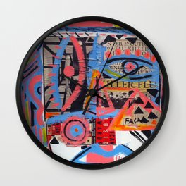 Clow 14 Wall Clock