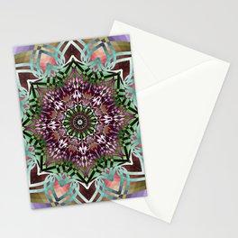 Peyton mandala Stationery Cards