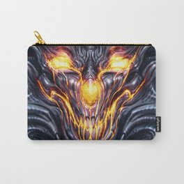 Biomechanical Demon Carry-All Pouch