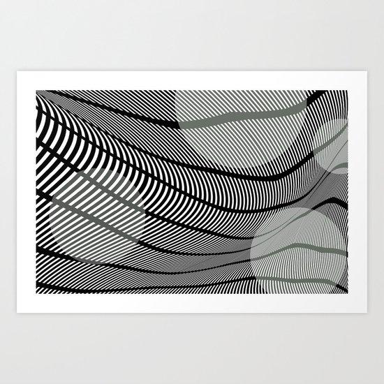 Mid-Century Mod Art Print