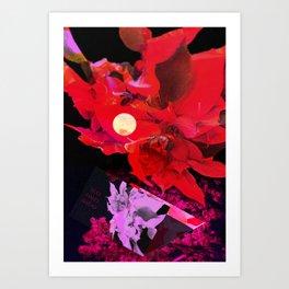 Valentines Night Edition Art Print