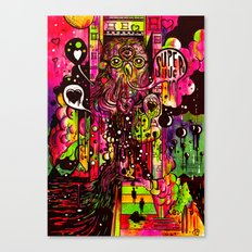 Superhug Canvas Print