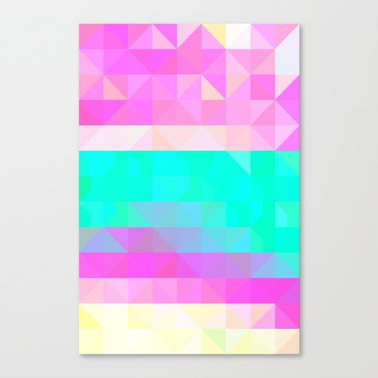 Pink Natures Canvas Print