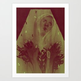 Sleeper Art Print