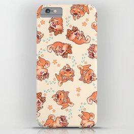 Flower Doges iPhone Case