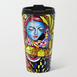 BAILAORAS Metal Travel Mug
