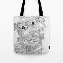 The Worm. Tote Bag