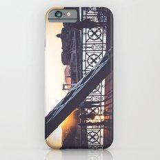 Freedom bridge - summer sunset IV. Slim Case iPhone 6s