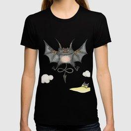 Flying little cute devil T-shirt