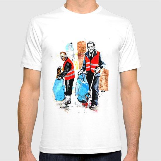 Trash Collectors T-shirt