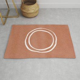 #5 Organic Circle Rug