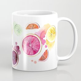 Citrus Coffee Mug