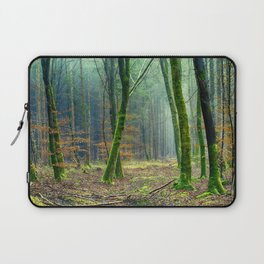Green Forest Laptop Sleeve