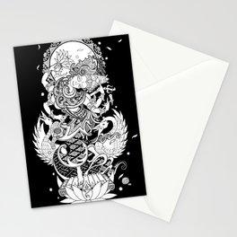 Balinese Saraswati Stationery Cards