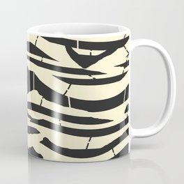 ZEBRA TTY N8 Coffee Mug