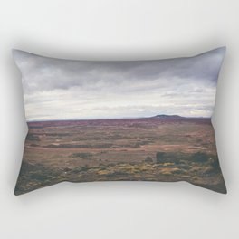 The West Rectangular Pillow