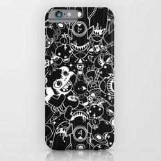 For Good For Evil - Black on White iPhone 6s Slim Case
